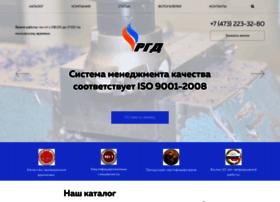 regiongazdetal.ru