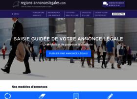 regions-annonceslegales.com