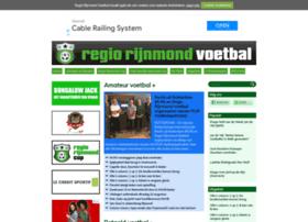 regiorijnmondvoetbal.nl