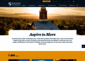 regis.edu