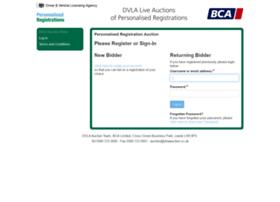 register.dvlaauction.co.uk