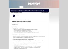 register.softballfactory.com
