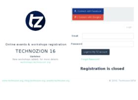 register.technozion.org