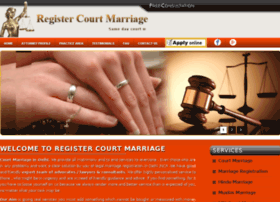 registercourtmarriage.com
