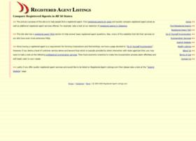 registered-agent-listings.com