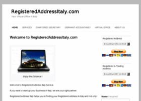 registeredaddressitaly.com