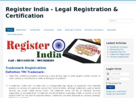 registerindia.in