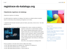 registrace-do-katalogu.org