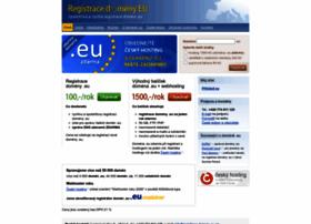 registrace-domeny-eu.cz