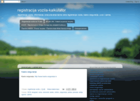 registracija-vozila.blogspot.com