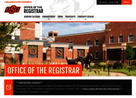 registrar.okstate.edu