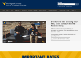 registrar.wvu.edu