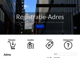 registratie-adres.nl