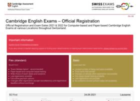 registration.cambridge-exams.ch
