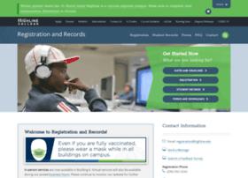 registration.highline.edu