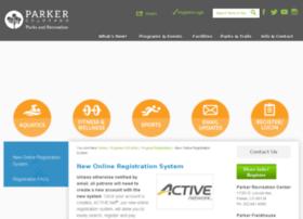 registration.parkerrec.com