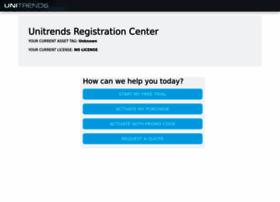 registration.unitrends.com