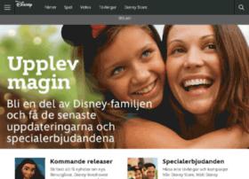registrering.disney.se