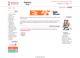 registrocivil.gva.es