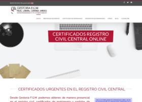 registrocivilcentral.com.es