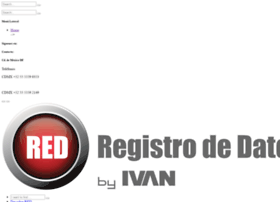 registrodedatos.com