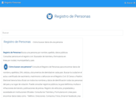 registropersonas.com