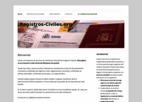 registros-civiles.org