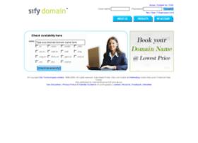 registry.sify.com