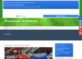 reglamentos-deportes.com