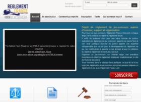 reglement-france.com