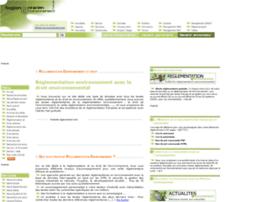 reglementation-environnement.com
