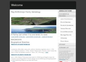 regmcmickinggenealogy.moonfruit.com
