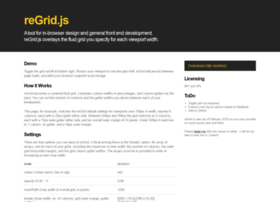 regrid.finelysliced.com.au
