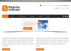 regularinterest.com.au