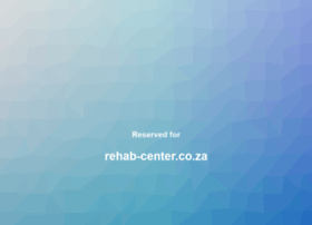 rehab-center.co.za