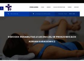 rehabilitacja-proszowice.pl
