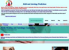 reikiandastrologypredictions.com