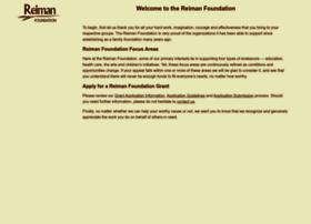 reimanfoundation.org