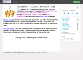 reinhart.hunchbuzz.com