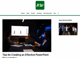reinholdweber.com