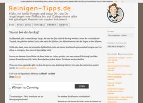 reinigen-tipps.de