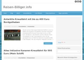 reisen-billiger.info