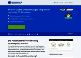 reiseruecktrittsversicherung.com