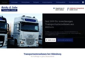 reisky-transporte.de