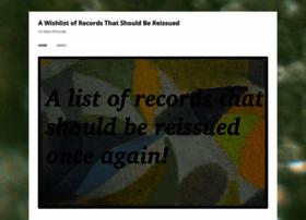reissuewishlist.wordpress.com