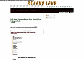 rejang-lebong.blogspot.com