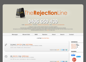 rejectionline.com.au