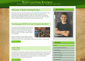 rejuvenatingrecipes.org
