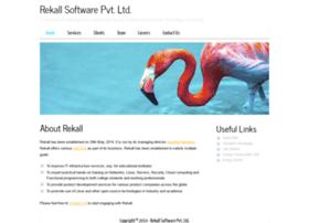 rekallsoftware.com