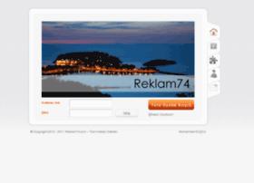 reklam74.com